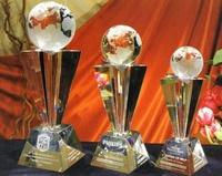 Trofeo Akan Globo Terráqueo