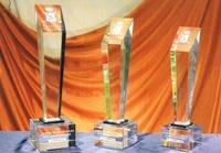 Trofeo Annobones Rectángulo Acrecentado
