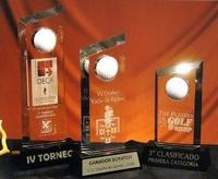 Trofeo Anyi Pelota Golf Blanca