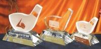 Trofeo Aowin Palo Golf Cristal