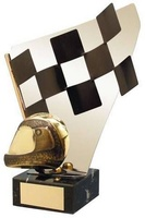 Trofeo Automovilismo Bandera y Casco