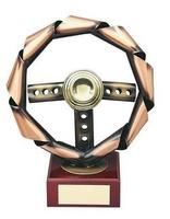 Trofeo Automovilismo Volante Cobre
