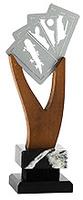 Trofeo Avión de Cartas