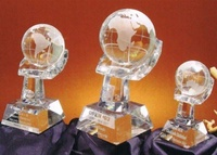 Trofeo Awak Roca Globo Terráqueo