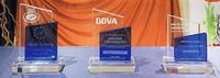 Trofeo Baganda Doble Cristal