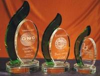 Trofeo Baggara Cristal Oval