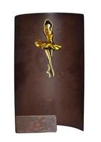 Trofeo Bailarina con tutú modelo Games