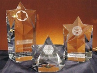 Trofeo Bangawa Estrella Pentagonal