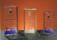 Trofeo Bangwa Vertical Rectangular