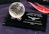 Trofeo Barotse Golf Peana Negra