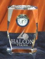 Trofeo Betsimisaraka Reloj Columna Cristal
