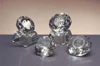 Trofeo Bolon Cristal Diamante