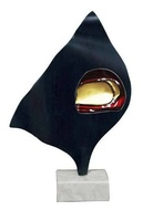 Trofeo Casco para Deportes  de Motor Luna