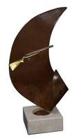 Trofeo Caza Escopeta perfilada Oriana