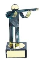 Trofeo Caza.Tiro escopeta artesanal