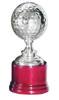 Trofeo Cintain Golf Línea Plata