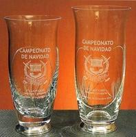 Trofeo Coloure Adorno Plata Cristal