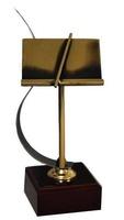 Trofeo Cuarzo Atril de Música
