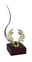 Trofeo Cuarzo corona de Laurel