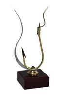 Trofeo Cuarzo de Pesca, Anzuelo