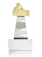 Trofeo Dindel de Escritura