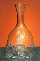 Trofeo Feroghe Decantador Espiga Cristal
