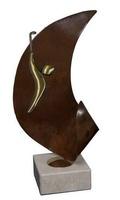 Trofeo Golfista de Latón Oriana