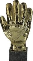 Trofeo Guante de fútbol portero