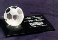 Trofeo Lozi Futbol Peana Negra