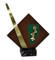 Trofeo Mar para Cartas de Poker