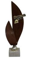 Trofeo Pistola de Fuego Coachella