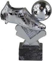 Trofeo Plateado bota de futbol