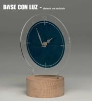 Trofeo Reloj en Metacrilato con Luz