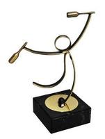 Trofeo Topacio mazas para Gimnasia Ritmica
