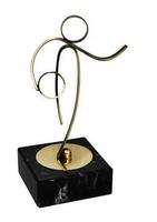 Trofeo Topacio para Bolos Artesanal