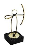 Trofeo Topacio tirador con Arco
