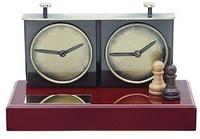 Trofeo ajedrez reloj