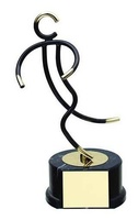 Trofeo atletismo artesanal
