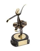 Trofeo baile bailarina