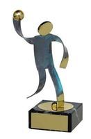 Trofeo balonmano jugador