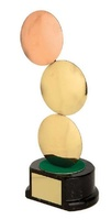 Trofeo billar frances bolas
