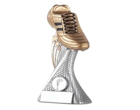 Trofeo bota de futbol