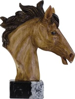 Trofeo caballo picau