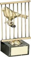 Trofeo canaricultor jaula