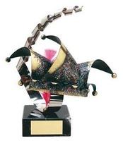 Trofeo carnaval gorro bufón