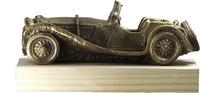 Trofeo coche antiguo