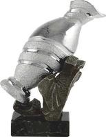 Trofeo con aplique deportivo. Modelo huitepec