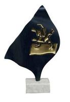 Trofeo de Artes Marciales modelo Luna