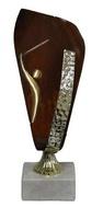 Trofeo de Beisbol en Latón Amazonas