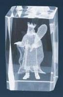 Trofeo de Cartas Españolas, Lozoya, cubo de cristal